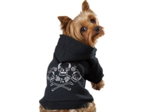 Unique Gifts - Crown Cross Bone Dog Hoodie Review